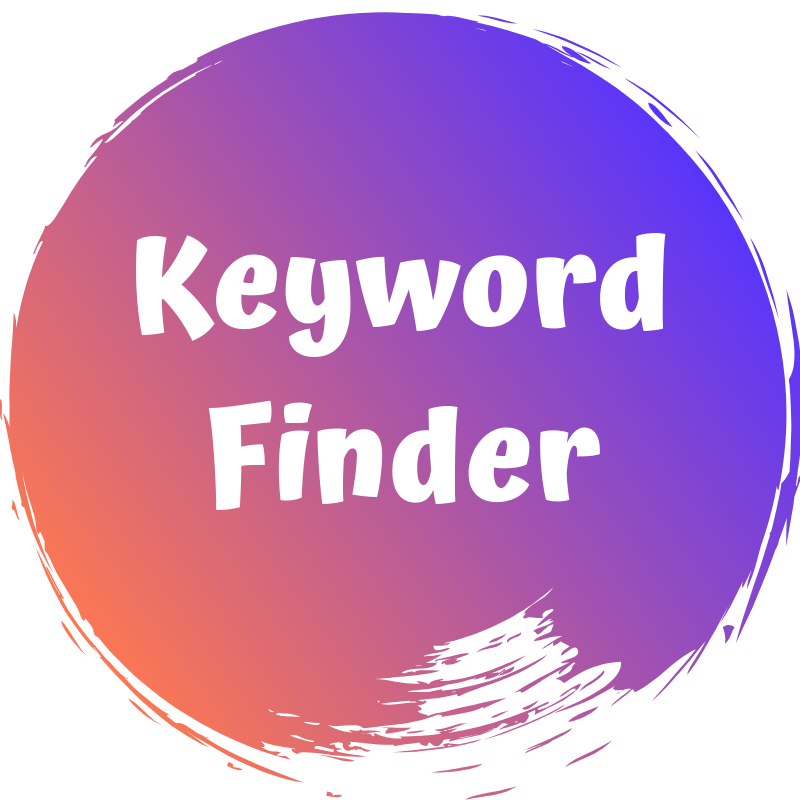 Keyword Finder: Find The Right Keywords For You [Free Tool]